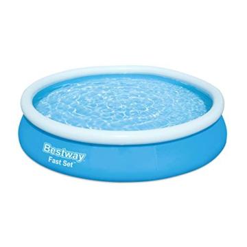 BESTWAY Fast Set Pool 366x76 cm, ohne Pumpe - 1