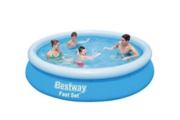 BESTWAY Fast Set Pool 366x76 cm, ohne Pumpe - 7