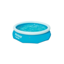 Bestway Fast Set Pool ohne Pumpe, rund, 305 x 76 cm - 1