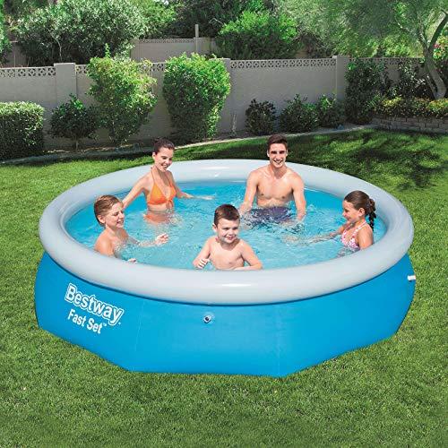 Bestway Fast Set Pool ohne Pumpe, rund, 305 x 76 cm - 4