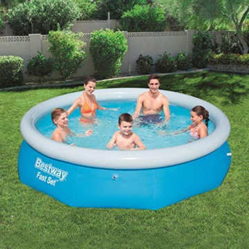 Bestway Fast Set Pool ohne Pumpe, rund, 305 x 76 cm - 6