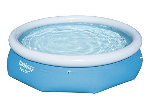 Bestway Fast Set Pool, rund, ohne Pumpe, blau, 305 x 76 cm - 1