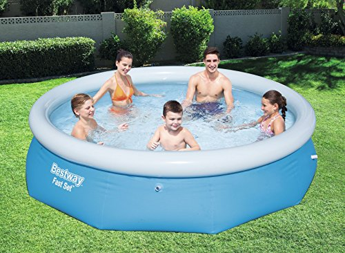 Bestway Fast Set Pool, rund, ohne Pumpe, blau, 305 x 76 cm - 2