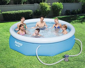 Bestway Fast Set Pool Set, rund, blau, 305 x 76 cm - 2