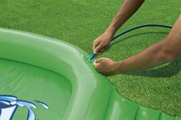 Bestway H2OGO! Schleim-Wasserrutsche inklusive Pulver, 701 cm - 3