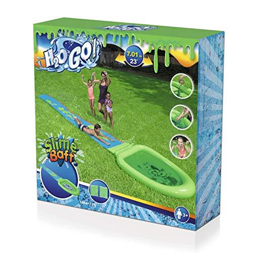 Bestway H2OGO! Schleim-Wasserrutsche inklusive Pulver, 701 cm - 6