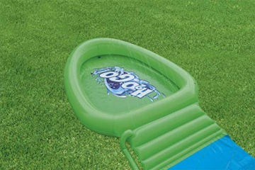 Bestway H2OGO! Schleim-Wasserrutsche inklusive Pulver, 701 cm - 7