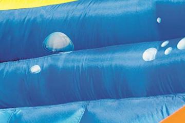 Bestway H2OGO! Wasseroark Turbo Splash, Planschbecken mit Wasserrutsche und Kletterwand, 365x320x275 cm - 13