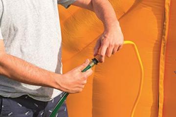 Bestway H2OGO! Wasseroark Turbo Splash, Planschbecken mit Wasserrutsche und Kletterwand, 365x320x275 cm - 18