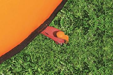 Bestway H2OGO! Wasseroark Turbo Splash, Planschbecken mit Wasserrutsche und Kletterwand, 365x320x275 cm - 20