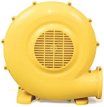 Bestway H2OGO! Wasseroark Turbo Splash, Planschbecken mit Wasserrutsche und Kletterwand, 365x320x275 cm - 50