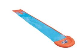 Bestway H2oGo Wasserrutsche Single, 549 cm - 1