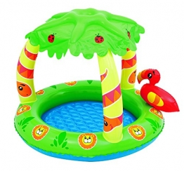 Bestway Planschbecken Friendly Jungle UPF 50+, 99x91x71 cm -