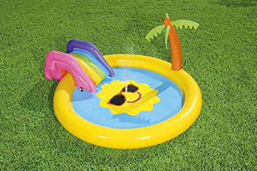 BESTWAY Planschbecken mit Wasserfontäne Sunnyland Splash Play Pool - 10
