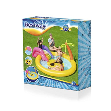 BESTWAY Planschbecken mit Wasserfontäne Sunnyland Splash Play Pool - 3