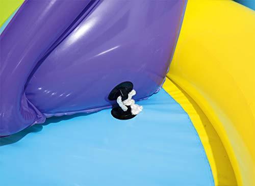 BESTWAY Planschbecken mit Wasserfontäne Sunnyland Splash Play Pool - 5