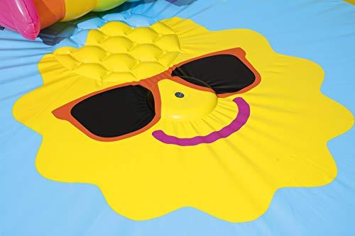 BESTWAY Planschbecken mit Wasserfontäne Sunnyland Splash Play Pool - 6