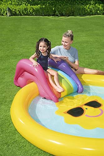 BESTWAY Planschbecken mit Wasserfontäne Sunnyland Splash Play Pool - 8