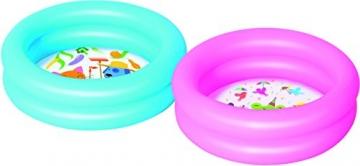 Bestway Planschbecken Round 2-Ring, 61x15 cm -