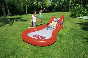 Bestway Star Wars Pool mit Wasserrutsche, Space Slide, ab 2 Jahren, 381 x 175 x 69 cm - 4