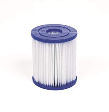 Bestway Steel Pro Frame Pool, rund 305x76 cm Stahlrahmenpool-Set mit Filterpumpe, blau - 6