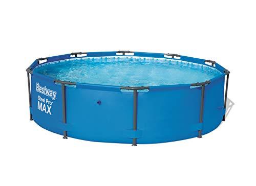 Bestway Steel Pro MAX, Frame Pool rund mit stabilem Stahlrahmen, 305x305x76 cm - 6