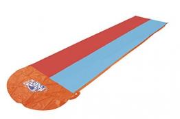 """Bestway Wasserrutsche """"H20 Go Double Slide"""",  549 x 138cm - 1"""