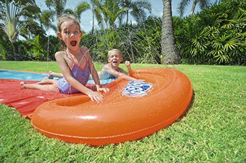"""Bestway Wasserrutsche """"H20 Go Double Slide"""",  549 x 138cm - 3"""