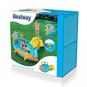 Bestway Wasserspielcenter Südsee 280 x 257 x 87 cm - 3