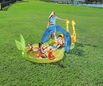 Bestway Zoo Pool Play Center, Planschbecken 338x167x129 cm - 2