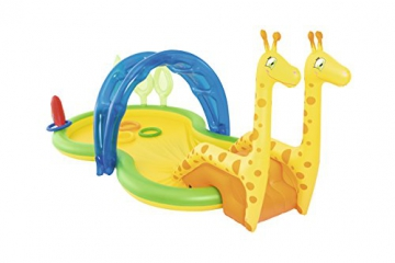 Bestway Zoo Pool Play Center, Planschbecken 338x167x129 cm - 4