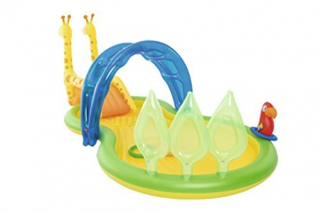 Bestway Zoo Pool Play Center, Planschbecken 338x167x129 cm - 5
