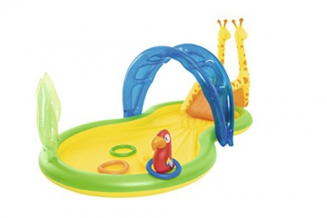 Bestway Zoo Pool Play Center, Planschbecken 338x167x129 cm - 6