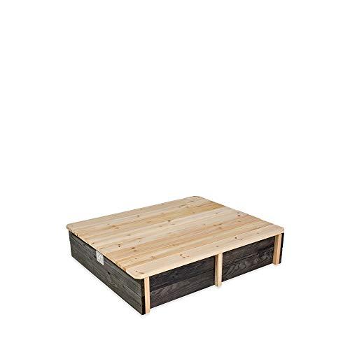 EXIT Aksent Holzsandkasten 94x77cm - 6