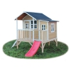 EXIT Loft 350 Holzspielhaus - Naturel - 1