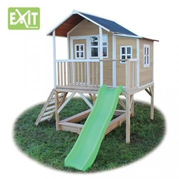 EXIT Loft 550 Holzspielhaus - Naturel - 2