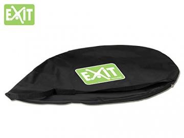 EXIT Pop-Up Flexx Fußballtor (Set von 2), 120x80cm, Minitore, schwarz - 2