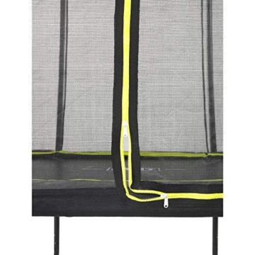 EXIT Silhouette Trampolin ø244cm - schwarz - 5