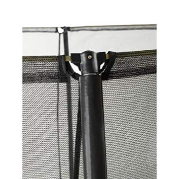 EXIT Silhouette Trampolin ø244cm - schwarz - 6