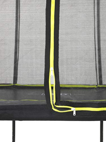 EXIT Silhouette Trampolin ø305cm - schwarz - 5