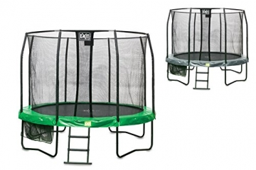 EXIT Trampolin Trampolin EXIT JumpArenA All-in 1 Ø 305 305 cm, 76 cm -