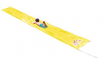 Happy People 18235 Wasserrutsche-18235 Wasserrutsche, Gelb - 1