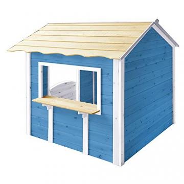 Home Deluxe - Spielhaus - Der große Palast blau - ohne Bank - inkl. komplettem Zubehör - 3