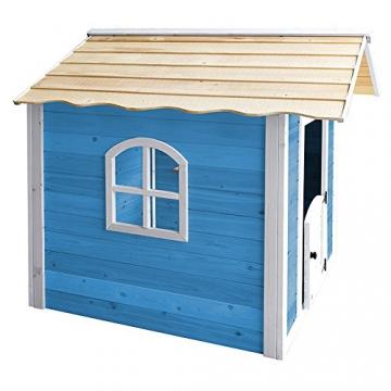 Home Deluxe - Spielhaus - Der große Palast blau - ohne Bank - inkl. komplettem Zubehör - 4