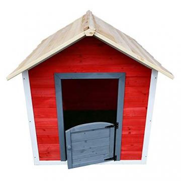 Home Deluxe - umweltfreundliches Spielhaus für Kinder - Das kleine Schloss - 101 x 106 x 128 cm - Inkl. komplettem Montagematerial - 6