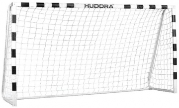 Hudora 76903 Fußballtor Stadion mit echten 200 cm Höhe - 1