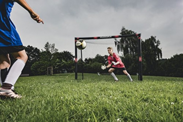 HUDORA 76915, Fußballtor Pro Tect Fußball Tor für Kinder und Erwachsene, Mehrfarbig, 240x160 cm - 4