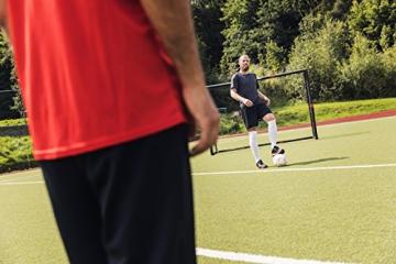 HUDORA 76915, Fußballtor Pro Tect Fußball Tor für Kinder und Erwachsene, Mehrfarbig, 240x160 cm - 6