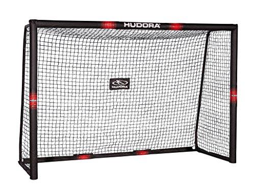 HUDORA 76915, Fußballtor Pro Tect Fußball Tor für Kinder und Erwachsene, Mehrfarbig, 240x160 cm - 1