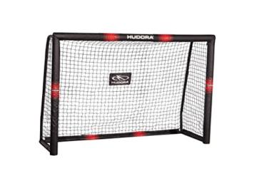 HUDORA 76915,Fußballtor Pro Tect Fußball Tor für Kinder und Erwachsene, Mehrfarbig, 180x120 cm - 1